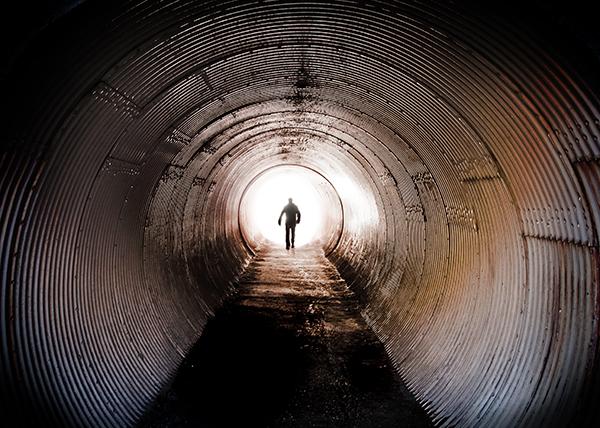 Die Tunnelblick Technik